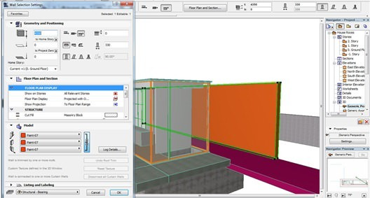 making-of-house-Archicad-Wall-Tool